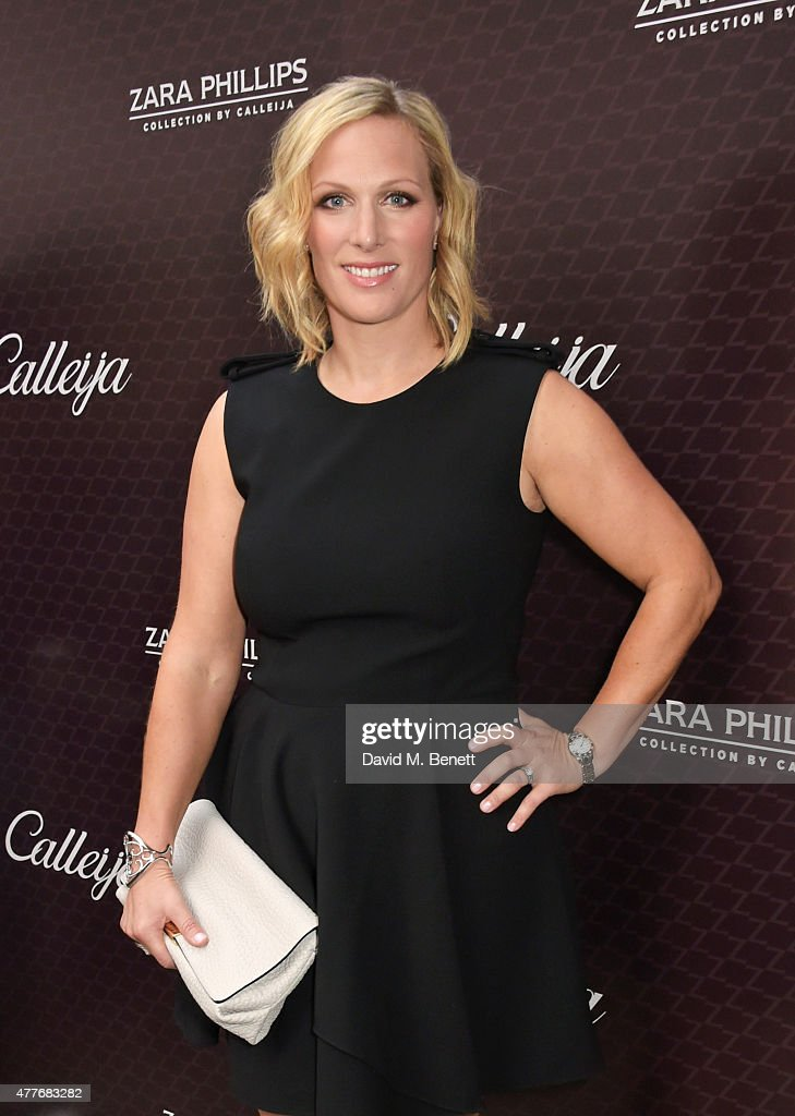 Official Launch of the Zara Phillips Collection by Calleija