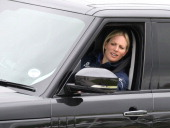 Zara Phillips launches the Range Rover WISE scholarship programme to help young women to pursue a career in engineering by driving a Range Rover over...