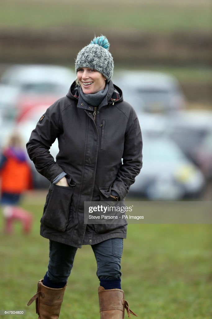 zara-tindall-arrives-at-minchinhampton-rugby-club-in-gloucestershire-picture-id647504800