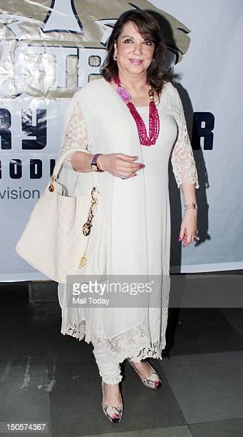 Zarine Khan during Krishnendu Sen's album launch in Mumbai on Tuesday 21st August 2012