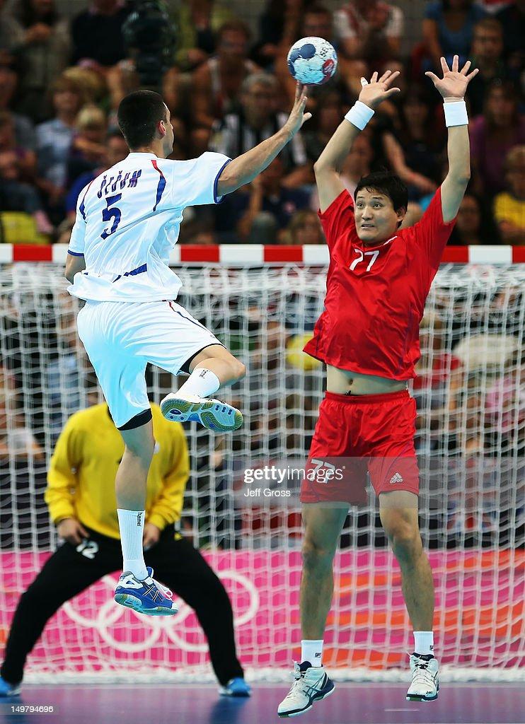 Olympics Day 8 - Handball