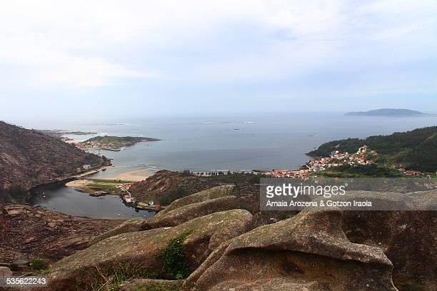 O ?zaro viewpoint in Costa da Morte