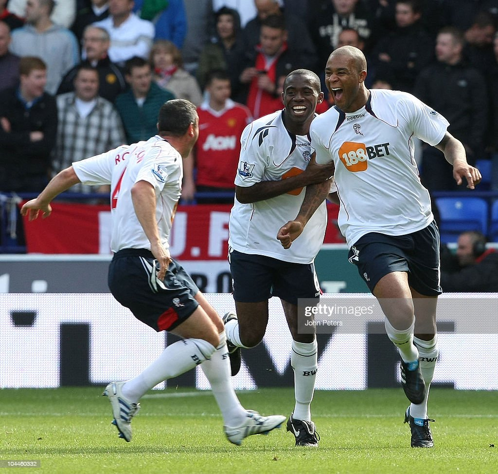 Bolton Wanderers v Manchester United - Premier League