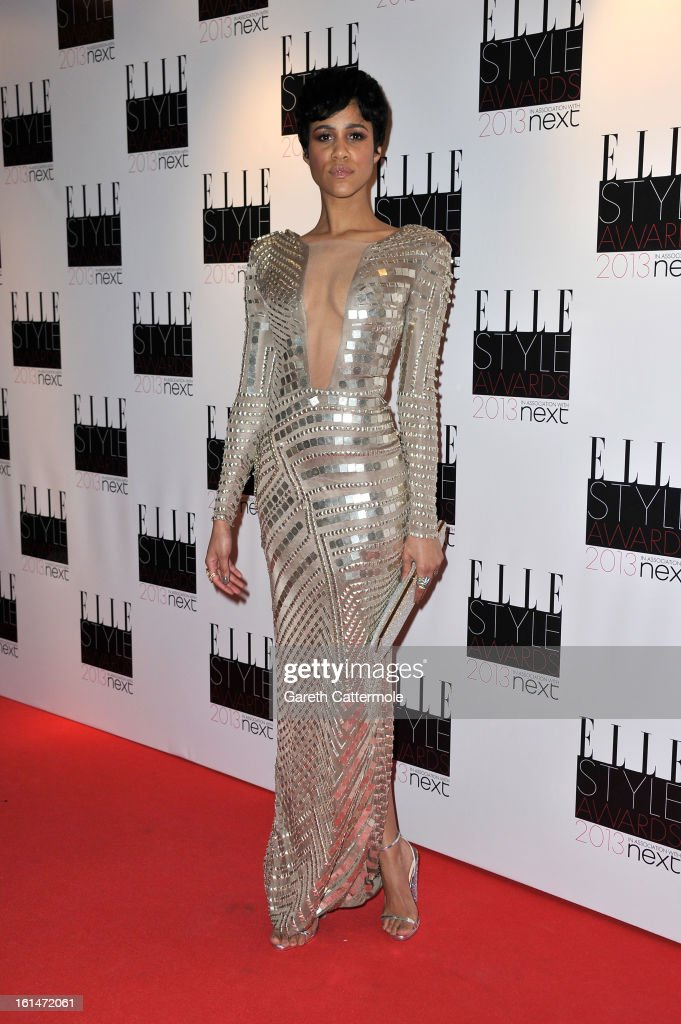 Zawe Ashton attends the Elle Style Awards at The Savoy Hotel on February 11, 2013 in London, England.