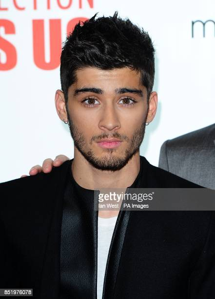 Zayn Malik at the World Premiere of One Direction This Is Us at the Empire Leicester Square London