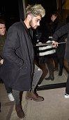 Zayn Malik is seen in the Lower East Side on January 5 2016 in New York City