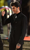Zayn Malik of One Direction attends the BBC Music Awards at Earl's Court Exhibition Centre on December 11 2014 in London England