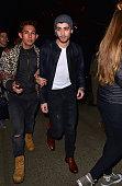 Zayn Malik seen on the streets of Manhattan on November 11 2015 in New York City