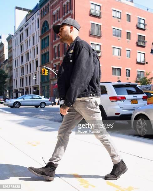 Zayn Malik seen out in Manhattan on June 15 2017 in New York City