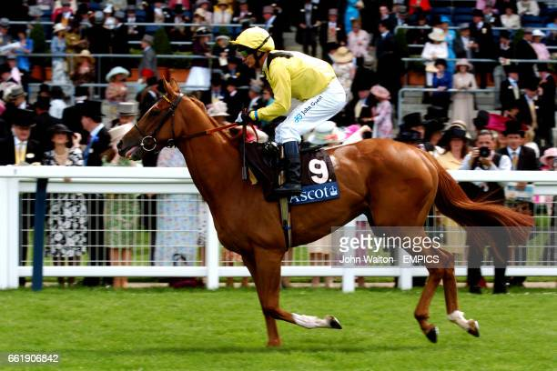 Zayn Zen ridden by Philip Robinson goes to post prior to the The Windsor Forest Stakes