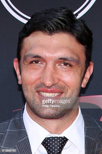 Zaza Pachulia attends The 2017 ESPYS at Microsoft Theater on July 12 2017 in Los Angeles California