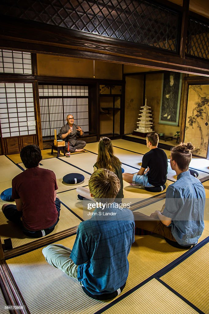 Zazen or Zen meditation is more than just quiet sitting It is worthwhile to take time to observe the world and yourself using your senses Zazen is...