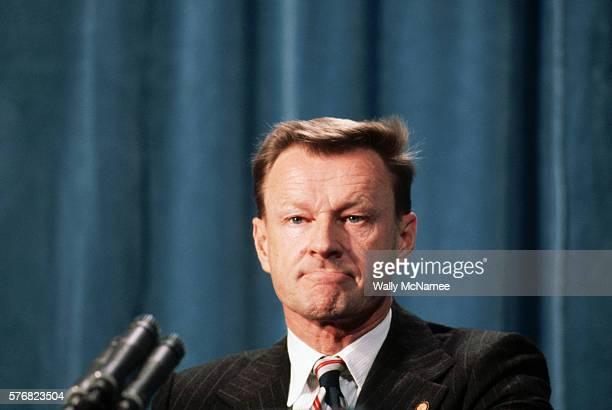 Zbigniew Brzezinski is national security adviser to President Jimmy Carter