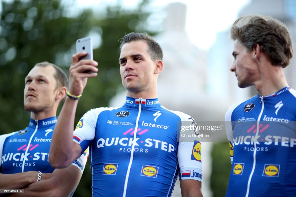 AMGEN Tour of California Kickoff Media Lunch & Men's Press Conference