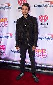 Zedd arrives at 2015 iHearRadio Jingle Ball at Verizon Center on December 14 2015 in Washington DC