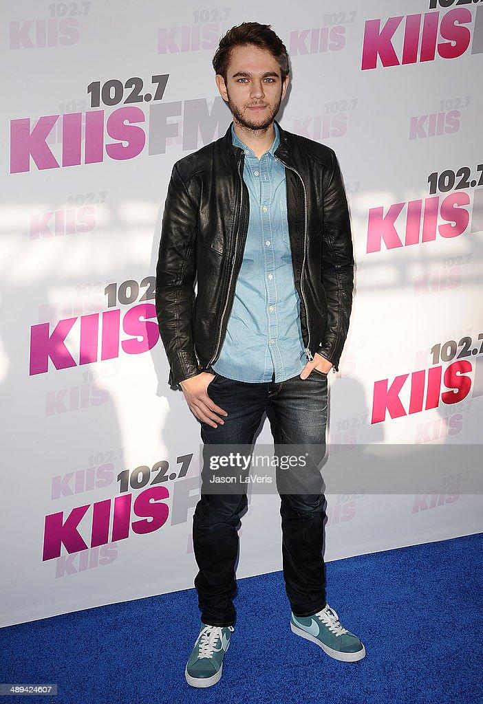 Zedd attends 102.7 KIIS FM's 2014 Wango Tango at StubHub Center on May 10, 2014 in Los Angeles, California.