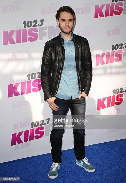 Zedd attends 1027 KIIS FM's 2014 Wango Tango at StubHub Center on May 10 2014 in Los Angeles California