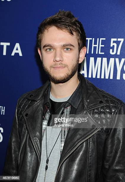 Zedd attends a celebration of the 57th annual GRAMMY Awards hosted by Delta Air Lines the official airline of the GRAMMY Awards with a private...