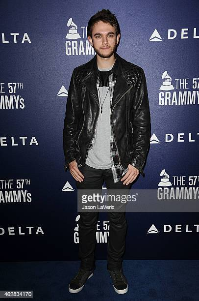 Zedd attends the Delta Air Lines toast to the 2015 GRAMMY weekend at Soho House on February 5 2015 in West Hollywood California