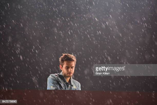 Zedd performs at the Electric Zoo Music Festival Day 2 at Randall's Island on September 2 2017 in New York City