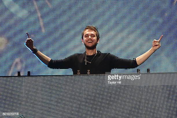 Zedd performs during the Z100 Jingle Ball at Madison Square Garden on December 11 2015 in New York City