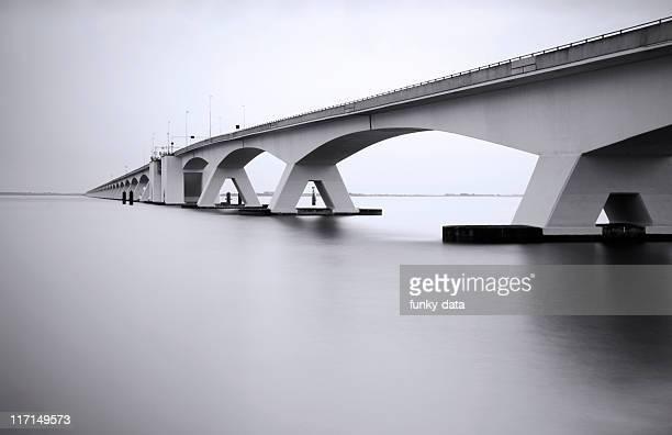 Zélande Pont Pose longue