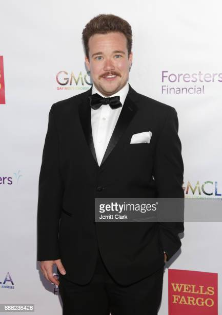 Zeke Smith attends Gay Men's Chorus Of Los Angeles 6th Annual Voice Awards at JW Marriott Los Angeles at LA LIVE on May 20 2017 in Los Angeles...