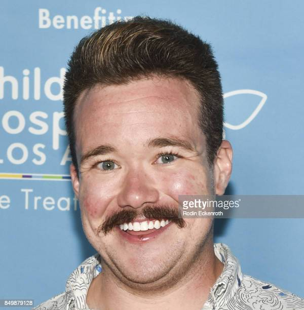 Zeke Smith attends The Abbey Food and Bar's 12th annual Christmas in September Event at The Abbey on September 19 2017 in West Hollywood California