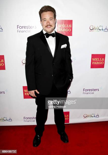 Zeke Smith attends the Gay Men's Chorus of Los Angeles 6th annual Voice Awards at JW Marriott Los Angeles at LA LIVE on May 20 2017 in Los Angeles...