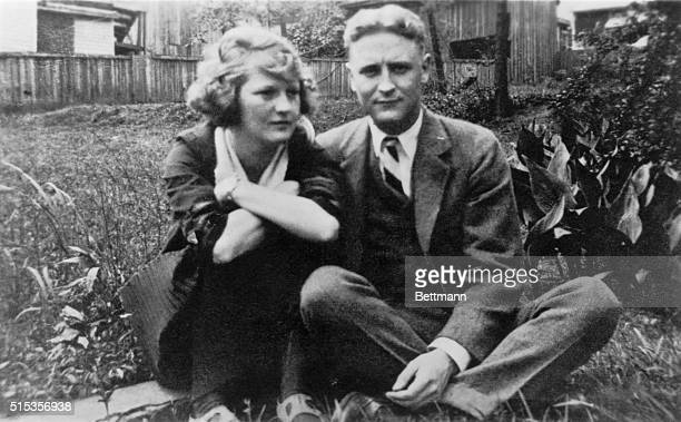 Zelda Sayre and F Scott Fitzgerald in the Sayre home in Montgomery Alabama in 1919 The following year Scott and Zelda would marry | Location near...