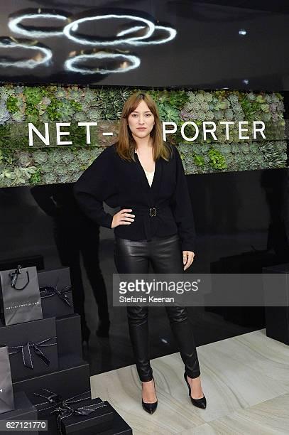 Zelda Willams attends NETAPORTER New Designers Cocktail on December 1 2016 in Los Angeles California
