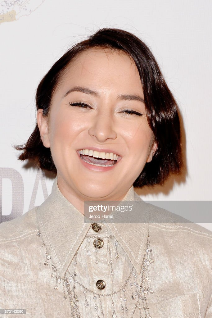 Zelda Williams arrives at 'Evening With WildAid' at the Beverly Wilshire Four Seasons Hotel on November 11, 2017 in Beverly Hills, California.