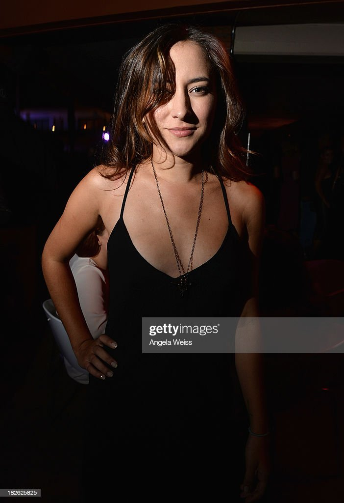 Zelda Williams attends Star Scene Stealers Event at Tropicana Bar at The Hollywood Rooselvelt Hotel on October 1, 2013 in Hollywood, California.