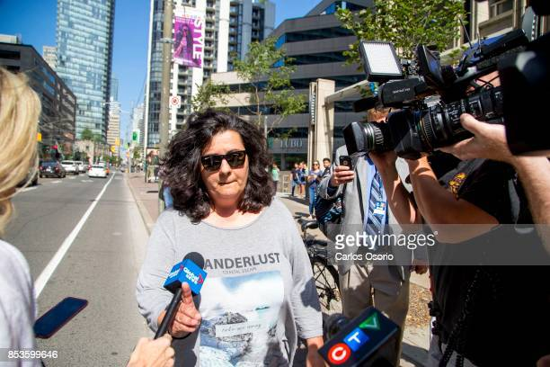 TORONTO ON SEPTEMBER 22 Zeljana Kosovac was granted bail Friday on a charge of criminal negligence causing death after a child left for hours in a...