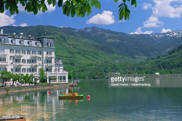 Zell am See, Hohe Tauern National Park region, Austria, Europe