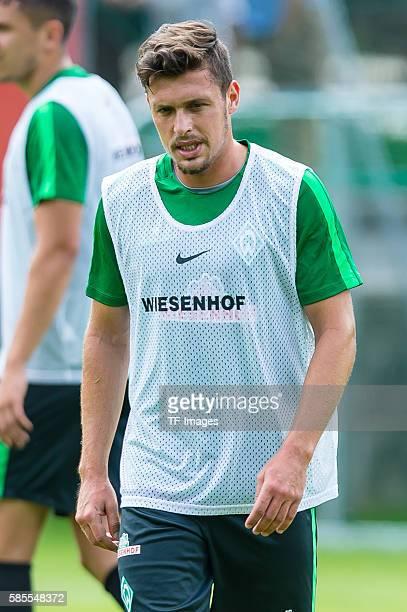 Zell am Ziller Oesterreich Trainingslager SV Werder Bremen Zlatko Junuzovic