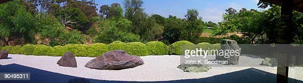 Zen Garden Panorama