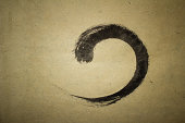 Zen, in Chinese calligraphy