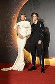"""Dune"" UK Special Screening - VIP Arrivals"
