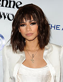 Zendaya attends Art of Elysium's 9th annual Heaven Gala at 3LABS on January 9 2016 in Culver City California