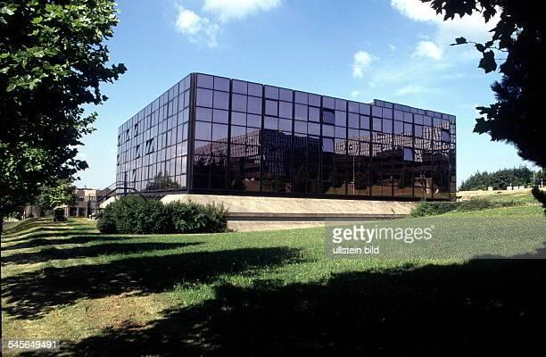 Zentrale der 'Euratom' 1998