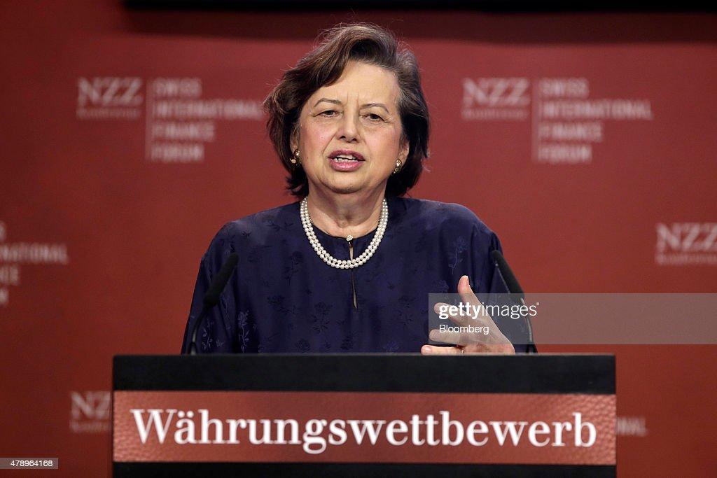Key Speakers At The Swiss International Finance Forum