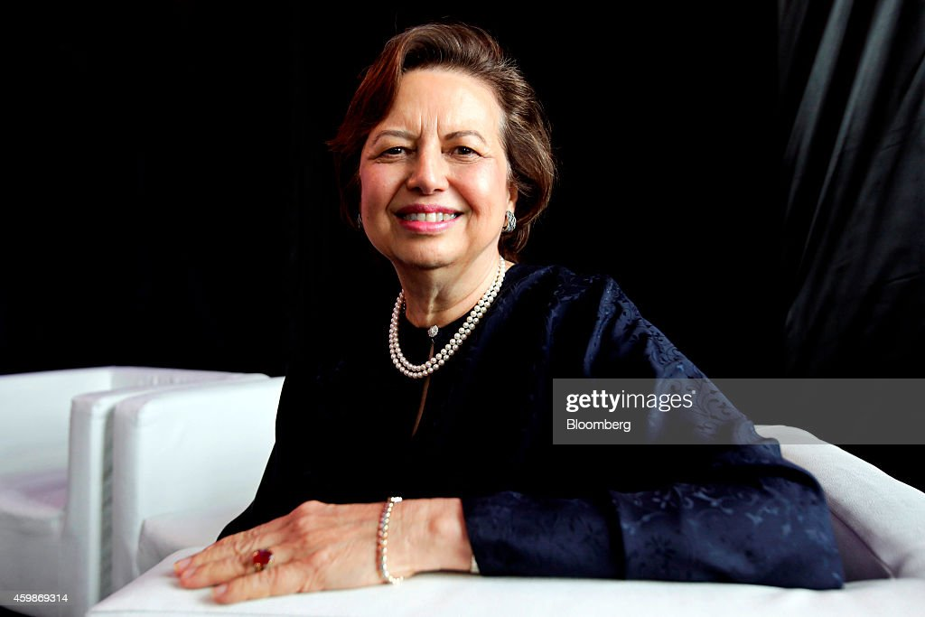 Zeti Akhtar Aziz governor of the Bank Negara Malaysia sits for a photograph at the Bloomberg Asean Business Summit in Bangkok Thailand on Wednesday...