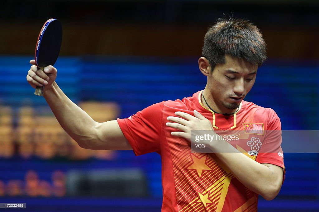 2015 World Table Tennis Championships - Day 8