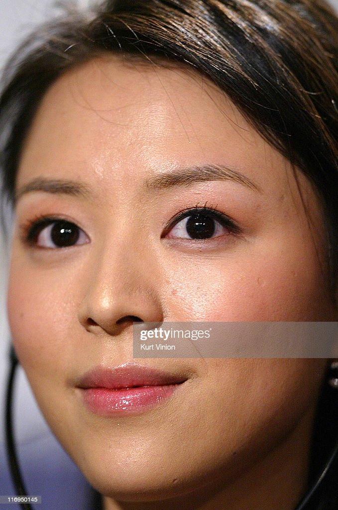 <a gi-track='captionPersonalityLinkClicked' href=/galleries/search?phrase=Zhang+Jingchu&family=editorial&specificpeople=242993 ng-click='$event.stopPropagation()'>Zhang Jingchu</a> during 55th Berlin International Film Festival - 'Kong Que' - Photocall at Berlin in Berlin, Berlin, Germany.