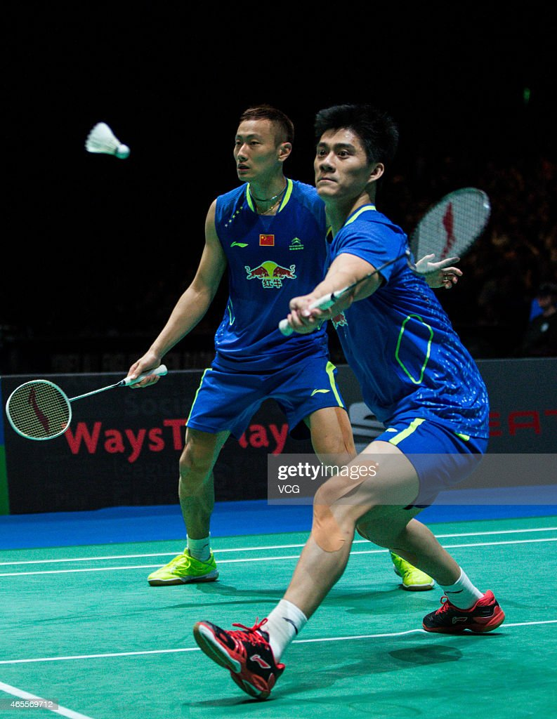 YONEX All England Open Badminton Championships Day 6 s and