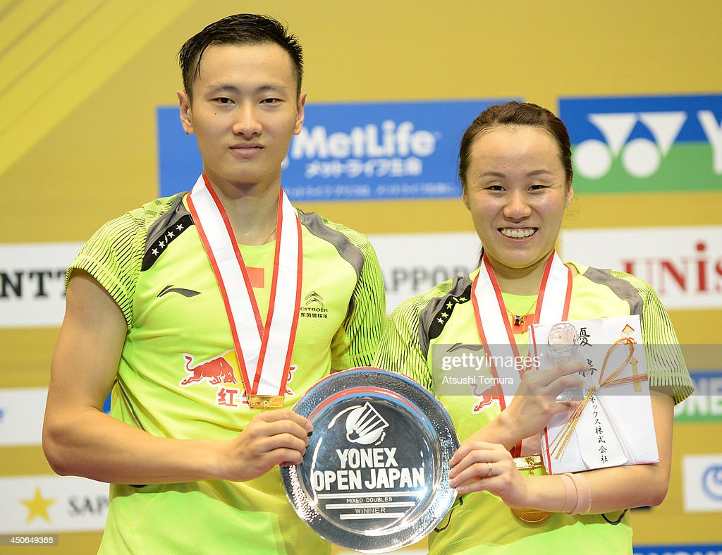 Badminton YONEX Open DAY 6 s and