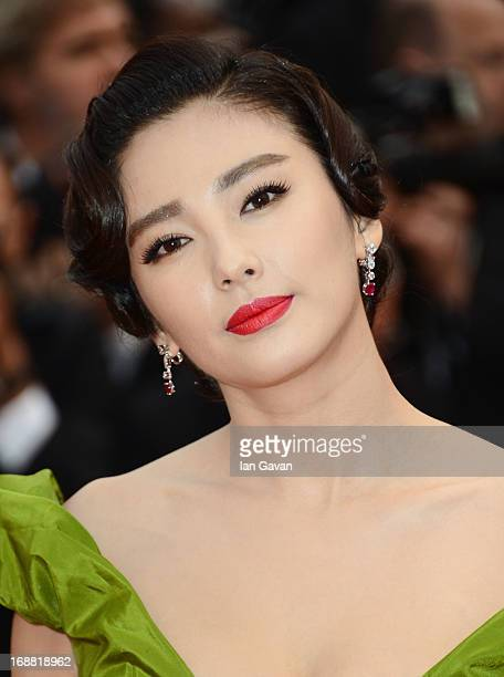 Zhang Yuqi attends Electrolux at Opening Night of The 66th Annual Cannes Film Festival at the Theatre Lumiere on May 15 2013 in Cannes France