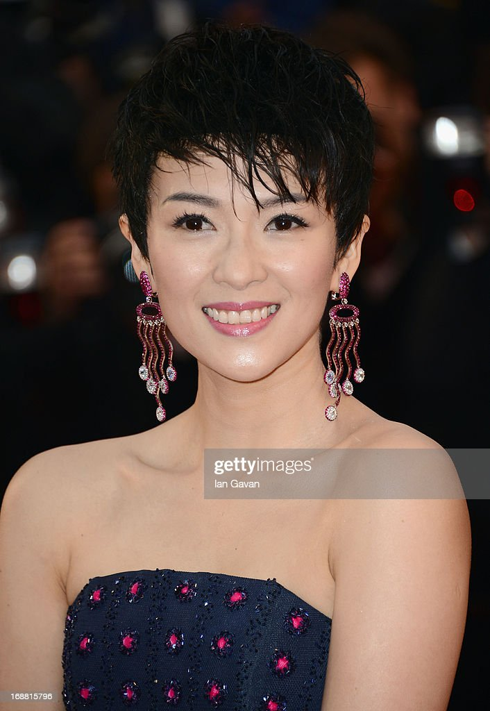 Zhang Ziyi attends Electrolux at Opening Night of The 66th Annual Cannes Film Festival at the Theatre Lumiere on May 15, 2013 in Cannes, France.