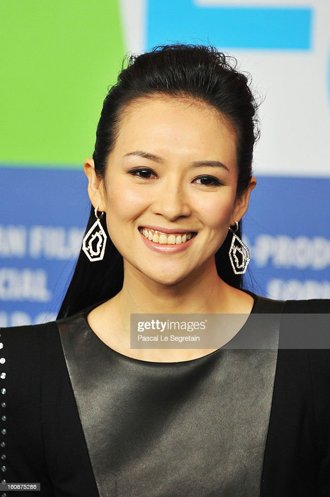 Zhang Ziyi attends 'The Grandmaster' Press Conference during the 63rd Berlinale International Film Festival at the Grand Hyatt on February 7, 2013 in Berlin, Germany.